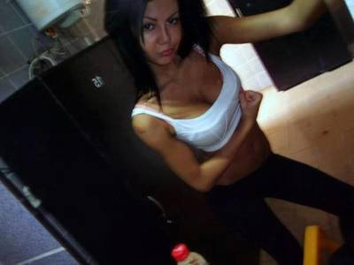 Looking for local cheaters? Take Oleta from Malaga, Washington home with you